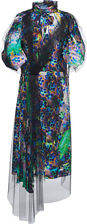 Prada Printed Dress Printed Prada Printed Dress Tulle Tulle Tulle Dress Prada gqEB7