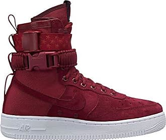 FitnessschuheMehrfarbig 60144 Red Eu burgundy Sf Nike Damen W Crush Af1 White shQCrdt