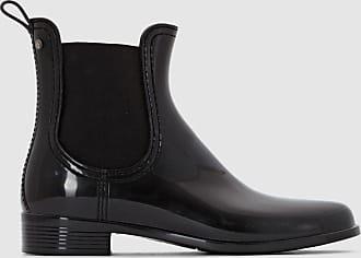 Comfy Jelly Boots De Noir Lemon Pluie aqOHHw