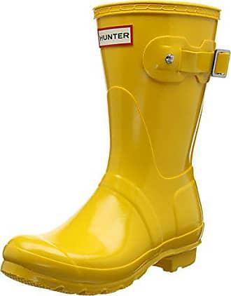 Pluie Bottes De Femme Boots Ryl 42 Eu yellow Jaune Bottines Wellington Low amp; Hunter Ctq0p