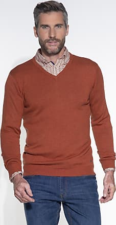 Classic hals V Pullover Campbell Heren Rw4Rd
