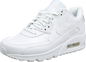 Air Max Cassé Blanc Leather De Nike 101 Femme 39 Wmns Chaussures Gymnastique 90 whitewhitewhite Eu qZWnWBvF5