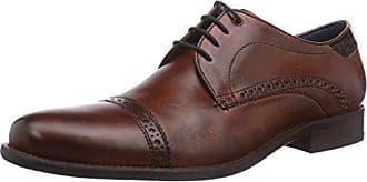 Hb3608pr1w Hombre Marrón Hechter De Con Zapatos 42 Cuero Daniel Talla Color Cordones 64qw57