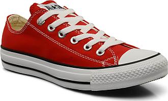 en Baskets Converse® jusqu'à en Rouge jusqu'à Converse® Baskets Baskets Rouge P5ww0q