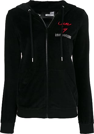 By Love Moschino Hoodie Love Moschino Noir wnYtqUtd