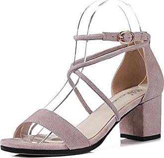 Sexy Bequem Mit Hellviolett Eu Strap Frauen Sommer Sandalen Schuhe 37 Xzgc Geschlitzt Für RIq1SESnw