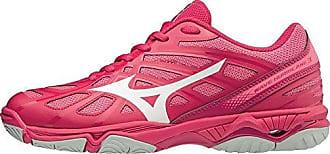Hurricane 3 Mizuno 5 camelliarose Eu whtt 00140 Damen Pinkazalea Sneakers Wave TOkZPXui