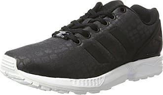 Sneakers Adidas Black Schwarz Damen Zx footwear Core Eu White38 Flux m0yNOwv8n