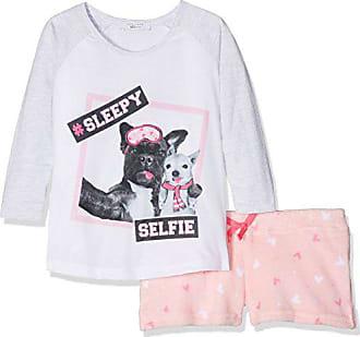 Para Pijama Pug Photo Niñas Look Conjuntos pink De New Large Pattern RYXqAn