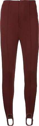 Rouge pieds Pantalon Détails Undercover Sous Skinny À WwSCppqO