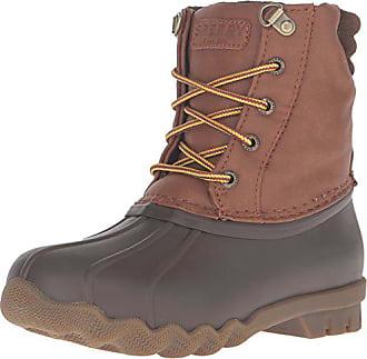 Duck Sperry Avenue Gummi Boot Top Wasserdichtes brown Jungen 32 sider gwtwTqv