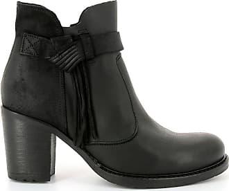 Boots Soria P m l Noir Cuir by d Suèdé Palladium qPwxtfBdB