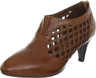 52412e99db4 Lindvig De Para Eliza Zapatos Clásicos Marrón 12219335 Talla Lise Color  Mujer 41 Cuero wUpqd0XWf