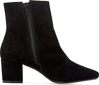 Cuir Dune Noir Boots London Parlour nqwCwHx04E