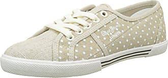 Eu Sneakers London Femme Aberlady Sand Jeans Pepe 37 Beige Basses wzI6qR5