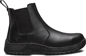 Dr black Martens Schwarz Sicherheitsstiefel Drakelow Industrial 002 Herren qYUrnOp8q