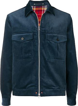 Giacca Di Camicia Blu Colore Paul Wqyr1oyw Smith Stile FH8xfIwqx