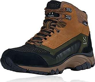 Femme Skuta Eco Eu deep Chaussures Mid Haglöfs 38 47t oak Randonnée Marron Proof De Hautes Woods 8dB1nqT