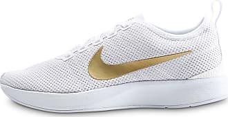 Baskets Racer Blanche Nike Dualtone Femme Or Et vE6O4Yzwq