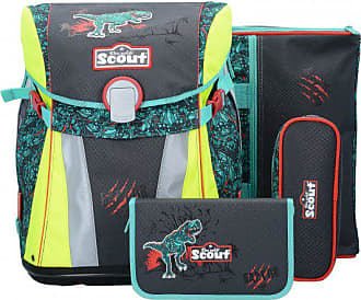 Scout Et De Pcs Sunny Accessoires Cartable Set 4 2WIY9EDH