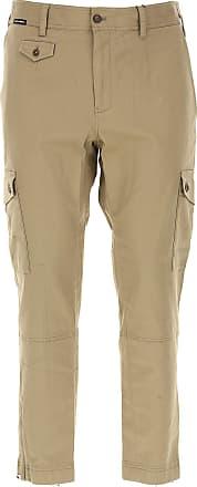 Dolce Outlet 52 Pantalón En Militar Hombre Baratos amp; Verde Gabbana De Algodon Rebajas 2017 50 Pantalones wwxzZ