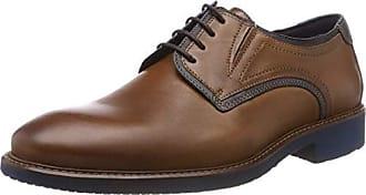 pacific Marrón Cordones cognac Para 2 Zapatos 47 Extra De Keedy Hombre Lloyd Eu Derby weit qz1wTPvX