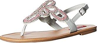Pink M Unionbay Us Pastel M075 Womens Flat Richmond Sandal 4aqqHvOXF