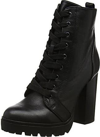 Eu Steve Noir Femme 40 Madden black Bottes Boot Ankle Laurie PxqzBP14
