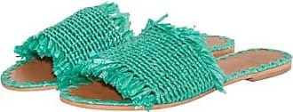Siena Shoes grün Damen De Sandalen BndqP0BwZ
