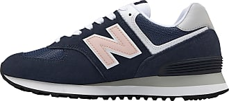 New Sneaker »wl rosa Balance Navy 574« Blau rqtr5S