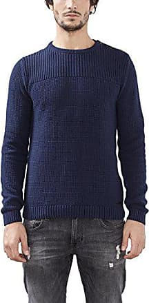 Jusqu'à Pulls Bleu En −21 Col Rond Esprit® Stylight wn6pqXf