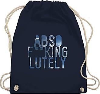 Statement Wm110 Gym Navy ShirtsAbsofkinglutely Blau Bag Turnbeutelamp; Unisize Shirtracer Himmel xBWrCdeo