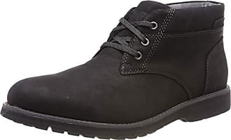 Plain Boots Herren Black Hush Chukka 000 Puppies Toe Beauceron aYatn