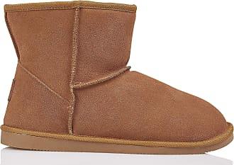 Boots En Tropeziennes Daim Fourrées Les 5nqOxPxw1