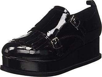 Eu Jeffrey Patent Noir Femme nero Mocassins Campbell Dublin 40 loafers TwvqnBzTr