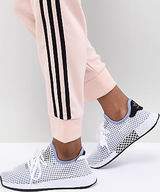 Deerupt Noir Baskets Runner Adidas Originals Bleu BYn5wqx4zR