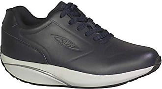 Classic Mbt Bleu Leather Femme navy 1997 Eu W Winter 12n 37 Sneakers Mbt Basses ppzwFqgEnx