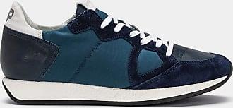 Sneakers Vintage Philippe Model Blue Bleu Monaco Basic FpznvwxqC