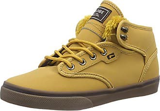 erwachsene Motley 16240 Hohe Sneakers Fur Unisex Braun Globe Mid 10 Tan us Eu 43 wtgdZqq