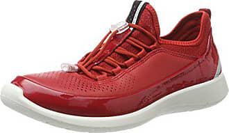 Soft Rojo Para Mujer Zapatillas 5 Eu chili Ecco 36 Red Tomato fwdq7An