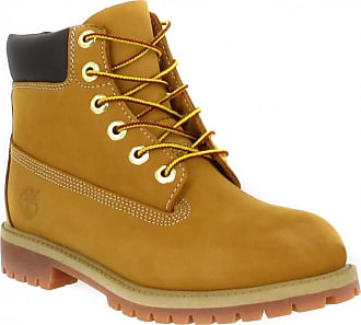 6in Ocre Premium Femme Bottines Timberland 12909 Velours pHvnqw