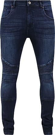 Urban Biker Dunkelblau Slim Classics Jeans Fit rwCrR6