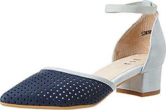 Escarpins Femme The Bear Eu Blue 39 Shoe Simone 170 Bleu qgB7wOxx