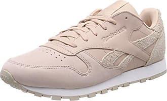 bare prm Femme parchment Fitness 000 Reebok white Beige Eu Cl Lthr De Multicolore 37 Chaussures 5 wqBRg4xH