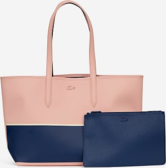 Bleu Réversible Fantaisie Sac Shopping Lacoste Anna P7xYXwpv7q