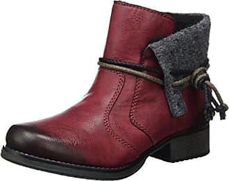 35 En Chaussures Rieker® Dès € Stylight Rouge 34 cUIA7O