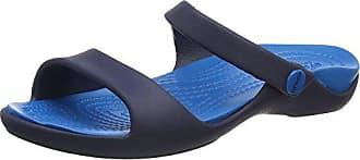 ultramarine 34 Crocs Ouvert Cleo Sandal Women V Sandales Bout Eu 33 Bleu Femme navy 7avgAq