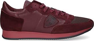 Patch Bordeaux Logo Philippe Sneaker Model Textil Glattleder Tropez Veloursleder nYxw08f7qw