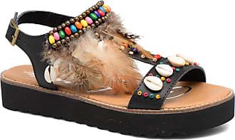 Voor Coolway Dames Sandalen Zwart Margarita EgwqBHwp