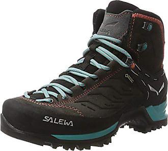 Salewa Randonnée Gtx De Fille viridian Trekking Chaussures 35 Green magnet Mid Eu Ws Gris 0674 Mtn Trainer cSgUp4c8